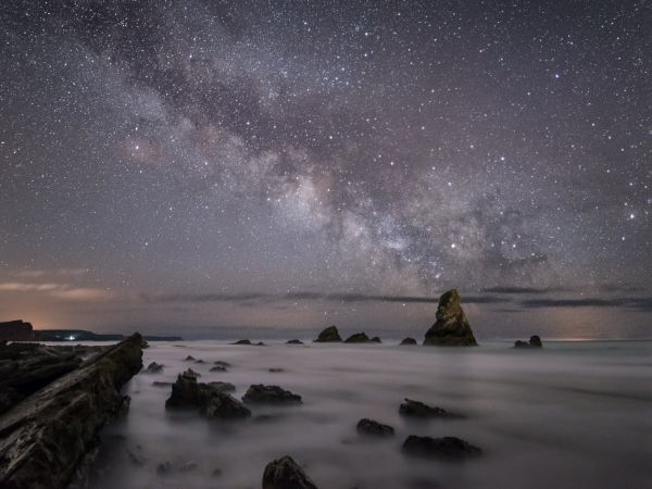 Milkyway At Mupe Bay