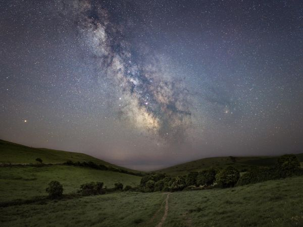 Path To The Galaxy