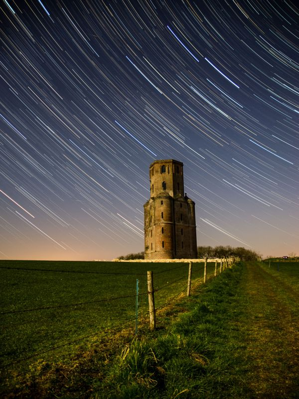Horton Tower Star Trails