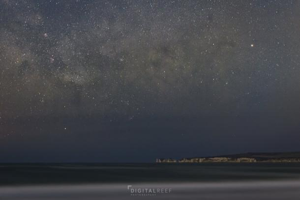 Night Sky Photography in Dorset